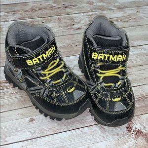 Toddler Batman Shoes Light up